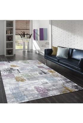 Merinos GOLD 18008-095 200x290 cm Işıltılı Renkler Modern Halı