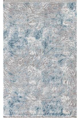 Padişah Zeugma 17873 093 80x150 cm Oval Saçaklı Modern Halı