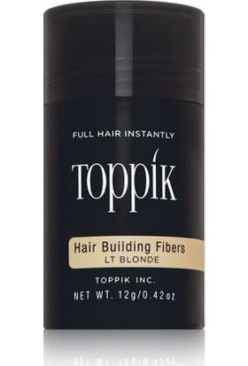 Toppik Hair Building Fibers 12 gr Saç Fiberi Açık Sarı