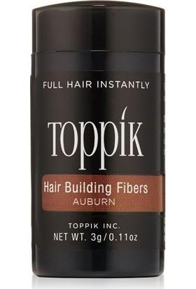 Toppik Hair Building Fibers 3 gr. Saç Fiberi Deneme Boyu Kızıl