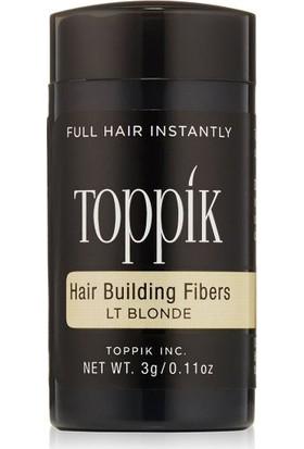 Toppik Hair Building Fibers 3 gr. Saç Fiberi Deneme Boyu Açık Sarı