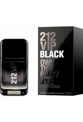 Carolina Herrera 212 Vip Men Black Edp 50 Ml