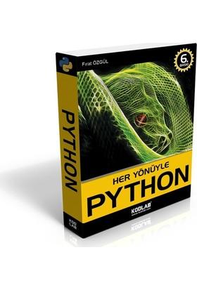 Her Yönüyle Python - Fırat Özgül