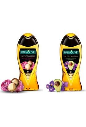 Palmolive Duş Jeli Luminious Oil 500ml x 2 adet Avokado ve Macadamia
