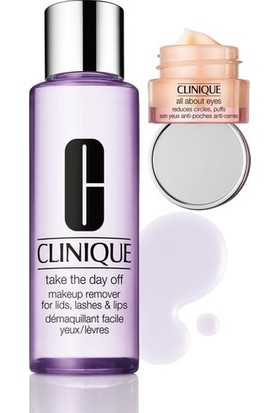 Clinique Eye Essentials With All About Eyes Kit A