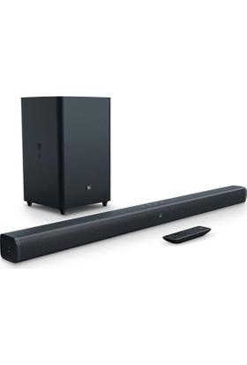JBL 2.1 Bluetooth Soundbar ve Kablosuz Subwoofer