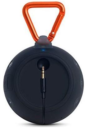 JBL CLIP2 Ipx7 Su Geçirmez Bluetooth Hoparlör Siyah