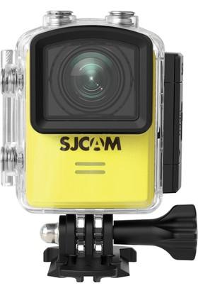SJCAM M20 Wi-Fi 4K Aksiyon Kamerası - Sarı