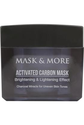 Mask&More Karbon Maske - 50 Gr.