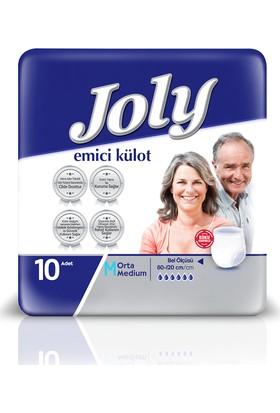 Joly Emici Külot Medium 10'lu