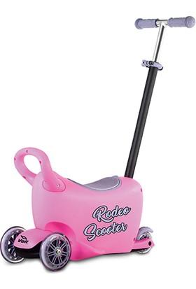 Voit Rodeo Işıklı Scooter Pembe