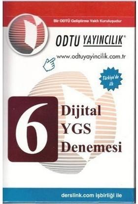 Odtü Dijital Ygs Denemesi