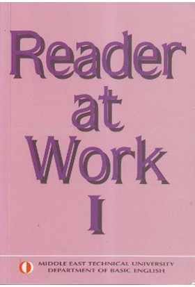Reader At Work - 1