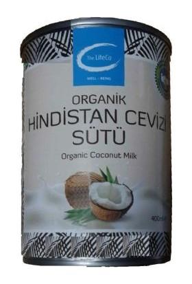 The LifeCo Organik Hindistan Cevizi Sütü 400 ml