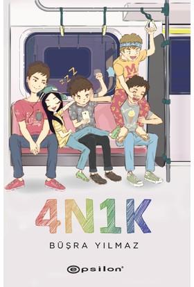 4N1K - Büşra Yılmaz