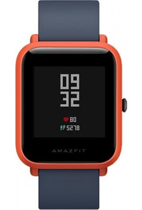 Xiaomi Amazfit Bip Bluetooth Nabız GPS Akıllı Saat - Global Versiyon - Turuncu - Ios ve Android Uyumlu
