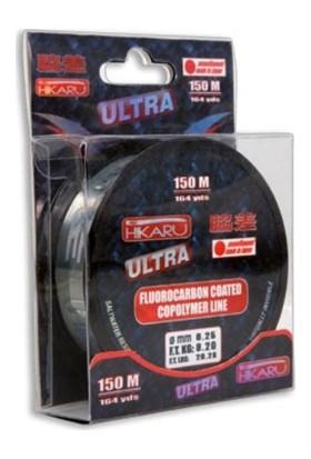 Lineaeffe Hikaru Ultra Fluoro Carbon Misina 150 Mt
