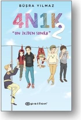 4N1K 2 (Ciltli) - Büşra Yılmaz