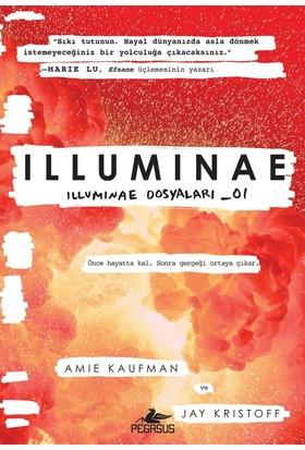 İlluminae (Ciltli) - Amie Kaufman ve Jay Kristoff