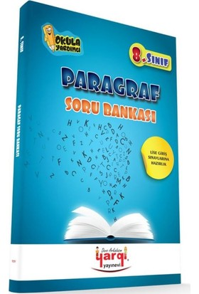 Yargı Ders Arkadaşım 8. Sınıf Lise Giriş Sınavlarına Hazırlık Paragraf Soru Bankası