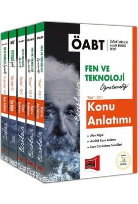 Yargı Yayınları Öabt Einstein Fen Ve Teknoloji Öğretmenliği Konu Anlatımı