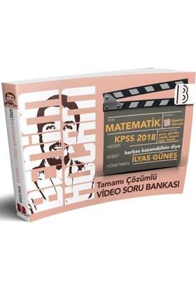 2018 Kpss Matematik Video Soru Bankası Benim Hocam Yayınları