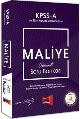 Yargı Yayınları Kpss A Grubu Maliye Çözümlü Soru Bankası