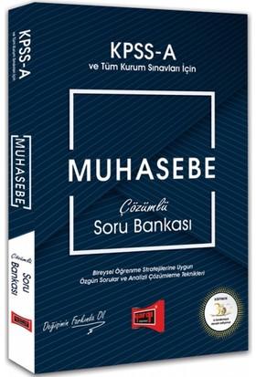Yargı Yayınları Kpss A Grubu Muhasebe Çözümlü Soru Bankası - Ayşe Ambarcı