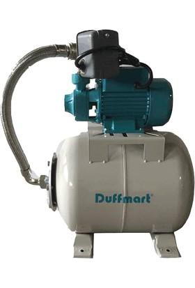 Duffmart QB60-19L Kendinden Emişli Paket Hidrofor