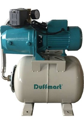 Duffmart JET80L-24L Paket Hidrofor