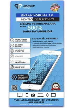 Diamond Protect Sıvı Ekran Koruyucu