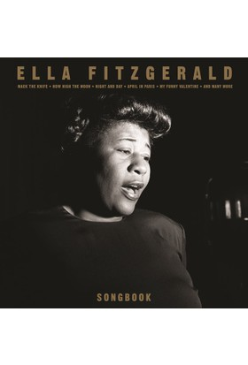 Songbook - Ella Fıtzgerald (180Gr) 2 Lp Set -