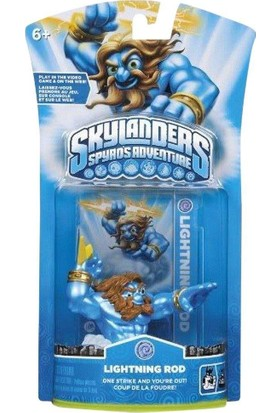 Activision Skylanders Spyros Adventure Lıghtnıng Rod Figür