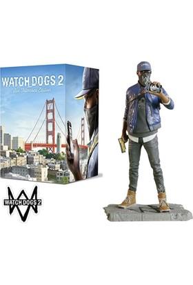 Ubisoft Watch Dogs 2 Marcus Figürü