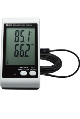 Yuwens Problu Sıcaklık Ve Nem Kayıt Datalogger Dwl-20E Thr264