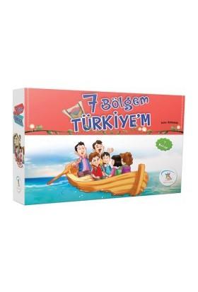5 Renk Yayınevi Yedi Bölgem Türkiye'M