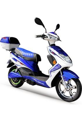 Stmax Bora 250 Mavi Elektrikli Motorsiklet