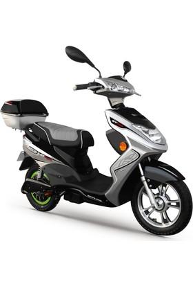 Stmax Bora 250 Siyah Elektrikli Motorsiklet