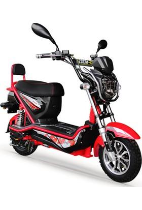 Stmax Kobra 250 Kırmızı Elektrikli Motorsiklet