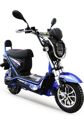 Stmax Kobra 250 Mavi Elektrikli Motorsiklet