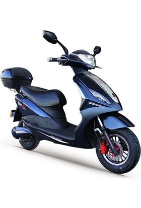 Stmax Safir 2500 Mavi Elektrikli Motorsiklet