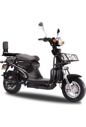 Stmax Kobra 2500 Siyah Elektrikli Motorsiklet