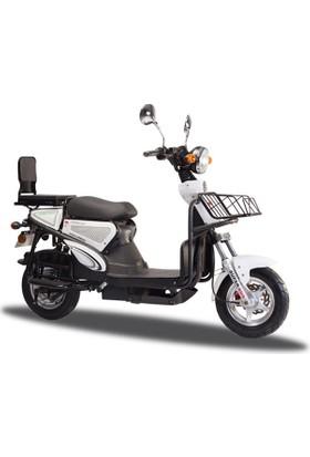 Stmax Kobra 2500 Beyaz Elektrikli Motorsiklet