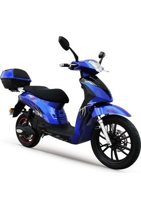 Stmax Klas 5000 Mavi Elektrikli Motorsiklet