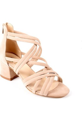Sapin Kadın Topuklu Ayakkabı 25555