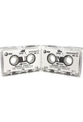 Att Micro Kaset Ses Kayıt Cihazları İçin 3 Adet