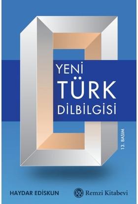 Yeni Türk Dil Bilgisi