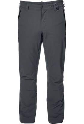 Jack Wolfskin Gri Erkek Outdoor Pantolonu 15051-6116