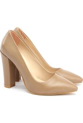Y-London Kadın Stiletto Ayakkabı 569-8-1111-025012