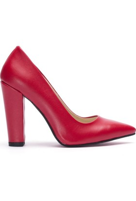 Y-London Kadın Stiletto Ayakkabı 569-8-1111-025016